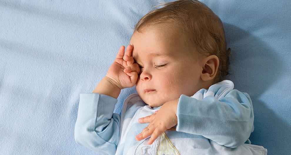 How Much Sleep Does My Baby Need Hipp Organic